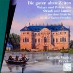 1999 Cover - Die guten alten Zeiten